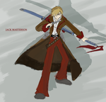 Jack Masterson by Skyserpent