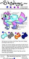 Skydogs- Species ref by Cuddly-Adopts