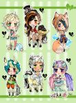 ChibiAdopts-19: CLOSED by mostlyniceAdopts