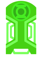 Green Lantern Gauntlet idea test 1 by KalEl7