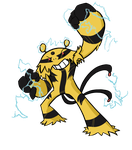 Gotta Draw em All - Electivire by Marche-Towers