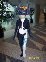 Midna cosplay 1 by TophtheRunaway