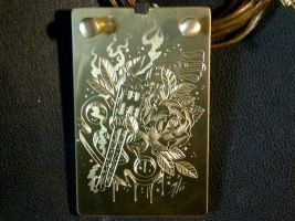 engraved tattoo foot switch by blksun