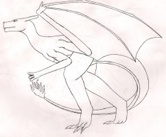 Sketchbook Page 67: Charizard My Way by DRAGONLOVER101040