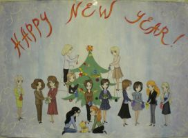 New year project full by Lirulin-yirth