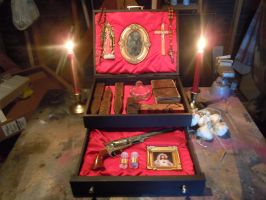Vampire Slaying Kit complete by ritter99