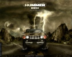 HUMMER Concept - 02 by illuphotomax