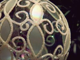 Clear Ornament by JayLPhotography