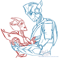 TFP: For Mara by LochCamaen