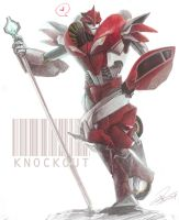 Knockout by inckice