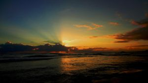 Low Tide: Lexicography of a Dawn II by LazareLobo