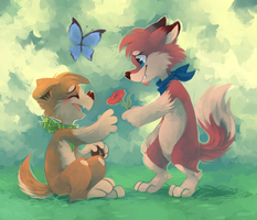 A Flower For You by yassui