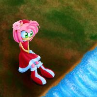 Amy rose by GNTS