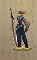 The Guards - Barbarian by zazB