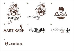 Martika caffe by lion85design