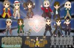 Chibi Doctor Who by DannimonDesigns