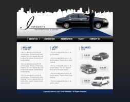 Integrity Website Design by J-a-z-z-z
