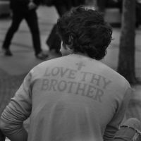 Love Thy Brother by TheMetronomad