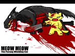MeowMeow Wallpaper by NCH85