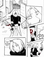 FMA: Outbreak-Infected by TheMadWoman-Ellie