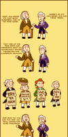 Founder Doodlez: President's Day by Publius-Reporter