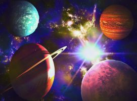 Exoplanets Wallpaper 2 by Skrillexia-TF
