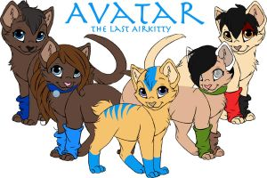Avatar: The Last ...Airkitty by FairieChick