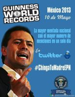 Chinga tu madre EPN by reina-del-caos