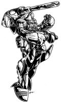 male power armor by optimuspint