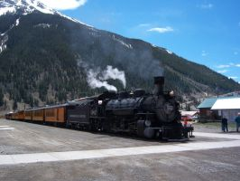 No.482 at Silverton by rh281285