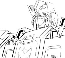 Machine Wars Starscream by AJSabino
