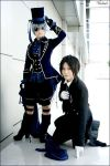 Black Butler-Sebastian cosplay by BeBelial