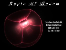 apple of sodom by tobaal