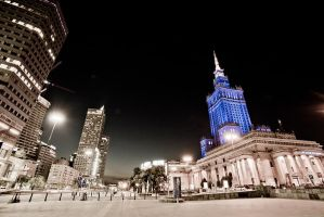 Warsaw by mkev