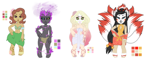 Hatched Adopts by Rhuni