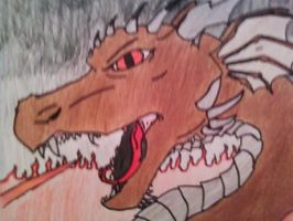 my dragon by deamon-the-wolf