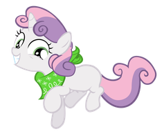 Sweetie Belle - Sisterhooves Social by 9x18