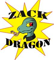 Zack Dragon logo by zp92