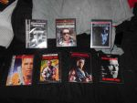 My Schwarzenegger DVD Collection by Kaizer617