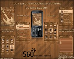 I Rock On The Wood s60v3 by Evil-Slayer
