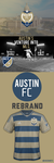 Austin FC rebrand by caseharts