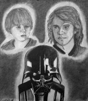 Anakin Skywalker by MP-R