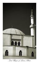 Great Mosque of Durres by aemilor