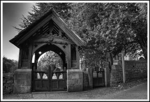 Lychgate, St Michaels... by TheBaldingOne