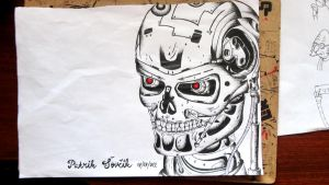 Terminator style by Patres68