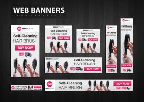 Advertising Web Banners by zokac1