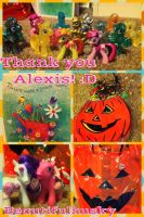 Thank You Alexis! :D by BeautifulHusky