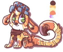 Lil Creature adopt auction 4(on hold) by Apriifox