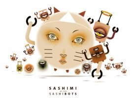 Tribute to Sashimi by ntamak