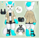 outfit design #1 by foxxtrot